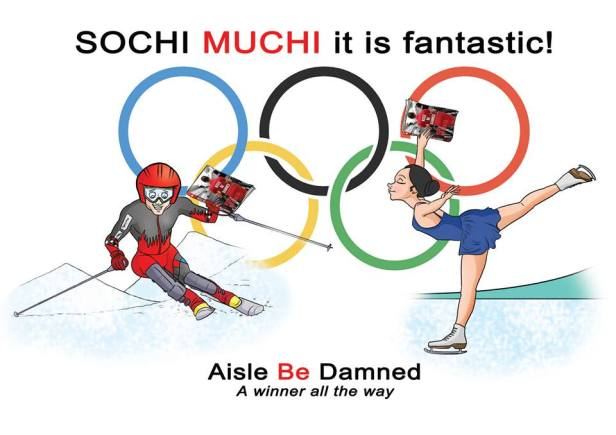 Sochi Winter Olympics!